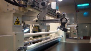 Misurazione automatica dei fogli