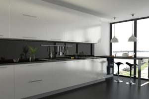 Moderne Einbauküche Küchenzeile