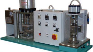 Pressa Flow Test e Punzonatrice 112,8