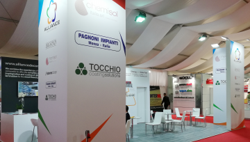 Tocchio International ha partecipato a INTERMOB 2018