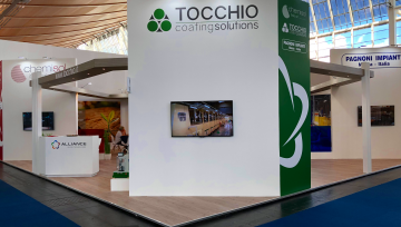 Tocchio International ha partecipato a LIGNA 2019