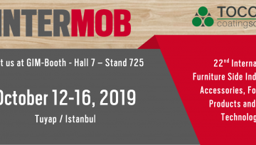 Tocchio International parteciperà a INTERMOB 2019